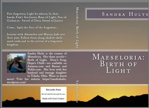 birth of light cover