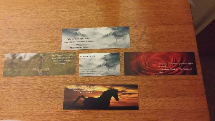 bookmarks-and-new-business-cards